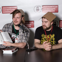 «Moscow Comic Convention» — без страха и проектора