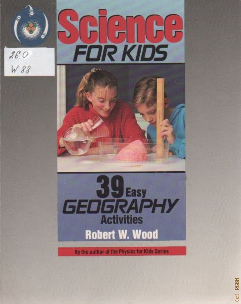Wood Robert W. 39 Easy GEOGRAPHY Activities