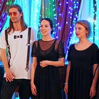 «Honey Jazz Choir» в Особняке Носова
