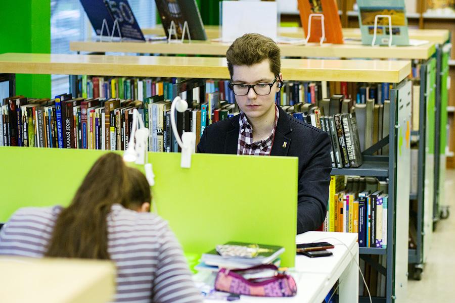 Библиотечные конкурсы на сайт